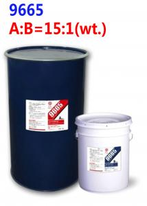 China Premium polyurethane construction adhesive 9665  for insulating glass sealing on sale