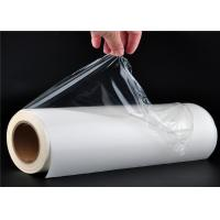Soft Seamless Hot Melt Adhesive Film , Breathable Hot Melt Glue Sheets For Shoes