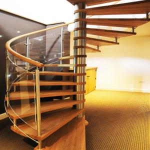 Quality 2018 China Factory Supplier Spiral Stair Used Spiral Staircases For  Sale