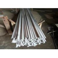 China Flexible Stainless Steel Coil Tubing , High Pressure Coiled Metal Tubing For Bend on sale