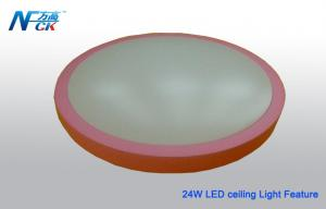 China High Efficiency 24W Dimmable Recessed Led Ceiling Lights Fixture Flush Mount on sale