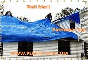 Tarps For Sale >> Waterproof Roofing Blue Tarps Hurricane Tarps Cover Multi Purpose