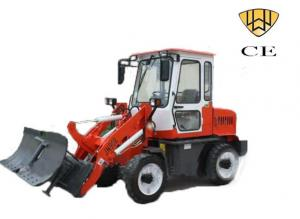 China New shovel loader ZL08 4WD wtih CE(low price) on sale