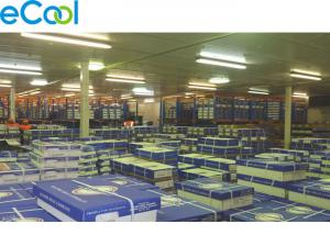China Butter and Chocolate Finished Product Logistics Cold Room Warehouse 0 C ~  5 C on sale