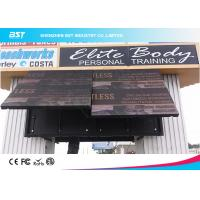 China Electronic Front Service Led Display Outdoor Led Billboards / Led Backdrop Screen on sale