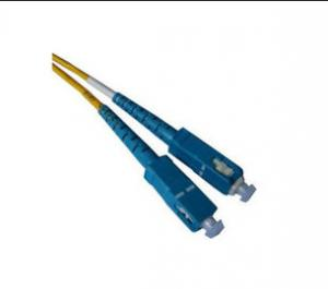 China ST / MU / MTRJ / MPO / E2000 Fiber Optic Pigtail Single Mode For Ftth Network on sale