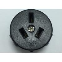 PC Wall Argentina Electric Plug Sockets Single Power Outlet Round Shape