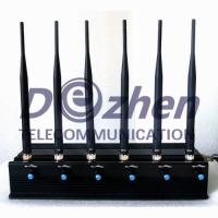 6 Bands All Remote Controls Jammer & RF Jammer (315/433/868/915MHz)