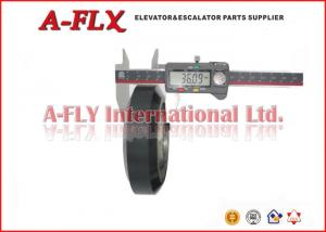China High Speed Elevator roller , Mitsubishi counter Weight Roller on sale