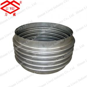 China High Strength Stainless Steel Valve Expansion Bellows on sale