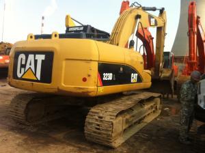 China japanese used excavator 323D ,used constrcution machine on sale