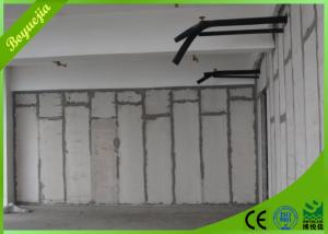 China Interior Partition EPS Cement Sandwich Panel , 90mm Lightweight Wall Panel on sale