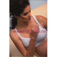 Customised Motherhood Marernity Nursing Bra With Seamless Fabric Maternity Belly Bands