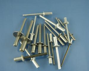China Closed End Copper Pop Blind Rivets With Vibration Resisted Joints on sale