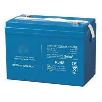 DC200-6 Electric Sweeper 200Ah Deep Cycle Battery 30Kg Weight 306X169X220 mm