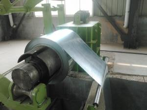 China 50Hz Stainless Steel Cut To Length Machines , High Speed Cutting Machine on sale