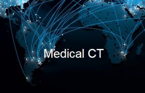 China Medical CT on sale