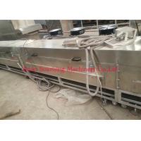Professional Fried Instant Noodle Production Line Small Size 380V 50HZ 500kg