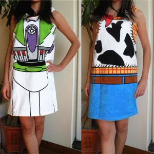 28891c2a38 Quality Children Wearable Customized Cotton Cartoon Beach Towel Bath Towel  Bathrobe for sale