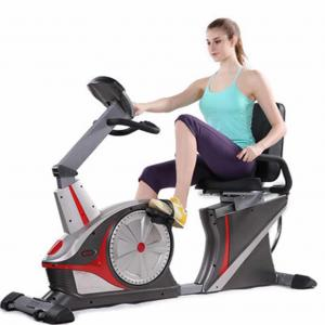 China Lightweight Sitting Gym Bike Equipment Recumbent Exercise Bicycle For Athlete on sale