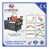 China Cheap Multifunction Copper Cnc Hydraulic Bus bar Bend Cut punch Machine on sale