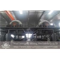 Φ2600 / Φ2100 Vacuum Disc Filter Tailings Dewatering Industrial