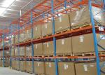 CE Certificated Warehouse Storage Racking System Pallet Racks Load 3000kgs Per Layer