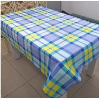Fruit PVC Table Cloth For Home Use , Wipe Clean Table Covers
