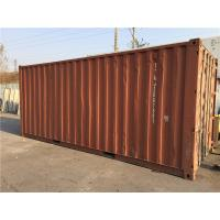 2200kg Recycled Used Metal Storage Containers 6.06m* 2.44m* 2.59m
