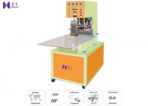 China 27.12MHZ Stationery Blister Pack Machine HF Welding Equipment 8Kva Input Power on sale