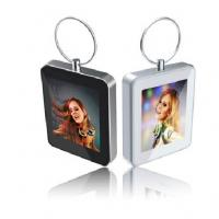 Ultra thin Black, White color keychain digital picture frame with Windows 7 / 2000 / XP