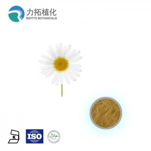 China Herbal Plant Extract Powder Feverfew Extract Powder Parthenolide 0.3-0.8% on sale