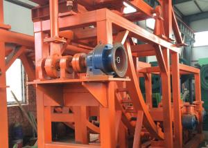 China 60mm square steel billet low cost small continuous casting machine on sale