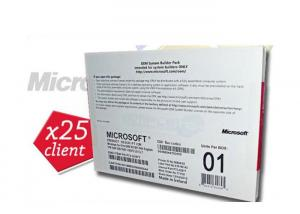 China OEM Win Server 2008 R2 Enterprise / Microsoft Windows Server 2008 R2 Standard License on sale