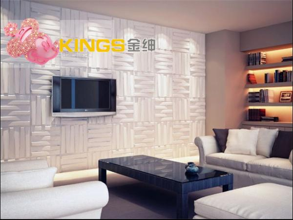Awesome 3D Wood Texture Wall Paper 3D Wall Tile For Kitchen / Living Room / Bedroom  Wall Decoration Part 19