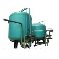 China Multi Media Mechanical Tank Water Filter As Pretreatment Of RO / UF And Water Purification Filter on sale