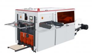 Quality High Precision Roll Die Cutting Machine For Various Paper Products for sale