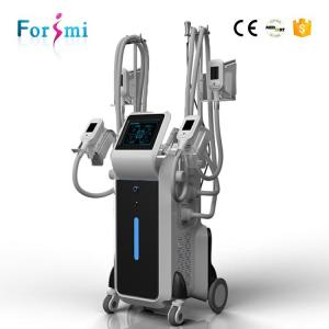 China Factory Sale  -15 – 5 Celsius 2500w 4 heads Cryolipolysis Machine with 4 heads  working simultaneous on sale