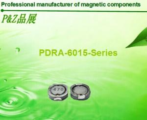 China PDRA6015 Series 1.0μH~1000μH low resistance, competitive price, high quality elliptical SMD power inductor on sale