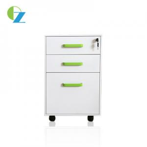 Mobile Pedestal With 2 Small Drawers And 1 Big Drawer Office Furniture