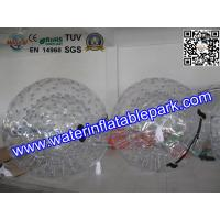 Custom Inflatable Zorb Ball Rental  / TPU Zorbing Bumper Ball