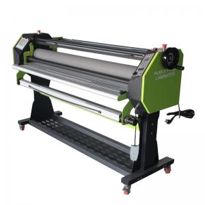 China Electric automatic hot cold roll laminator with CE certificate on sale