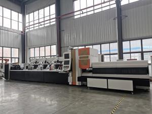China Golden laser | Metal tube fiber laser cutting machine P2060 hot sale on sale
