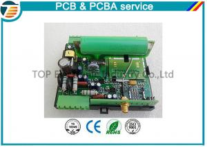 China 2200mA 18650 Charger PCB Assembly Services With Thick Gold Plating Surface on sale