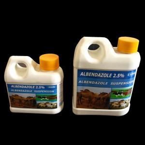 China veterinary product Albendazole Suspension on sale