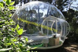 China bubble hotels , bubble houses , bubble room , inflatable bubble room ,  clear bubble house, inflatable bubble on sale