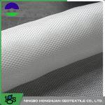 High Strength Woven Geotextile Filter Fabric Seepage For Lake Dike