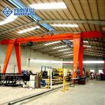 MH Type Span 35m 20t A4 Single Girder Gantry Crane