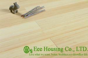 China Natural Color Bamboo Flooring,Vertical-compressed Structure, Semi-matt Finish on sale