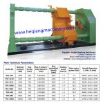 Horizontal Wheel Press Machine, Single cylinder Wheelset Press-mounting machine, Rail depot equipment